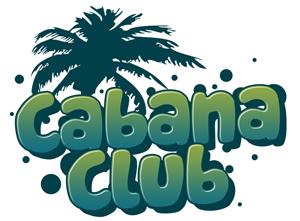 An image of the logo for Cabana Club of Key Colony Beach.